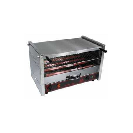 Toaster Multifonctions Toast.O.Matic 601  Sofraca - 1