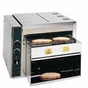 Toaster Rapid 2 Sofraca - 1