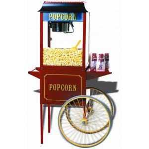 Chariot à Pop Corn Sofraca - 2