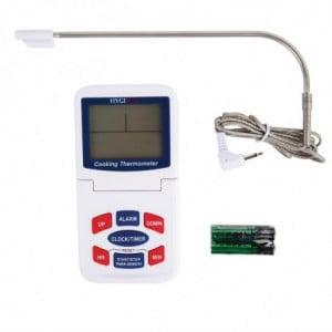 Thermomètre De Four Electronique Hygiplas - 1