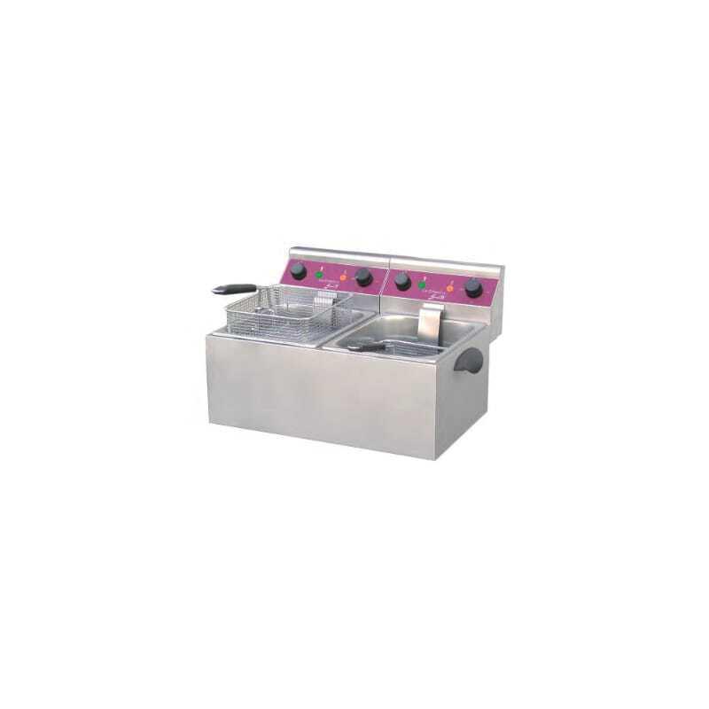 Friteuses de Table Sofraca 2x4L
