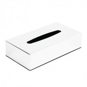 Boîte À Mouchoirs Rectangulaire Chrome Bolero - 1