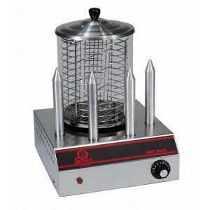 Machine à Hot Dog - 4 Broches Sofraca - 1