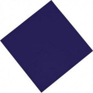Serviette De Table En Papier Bleue 2 Plis 330 X 330 Mm - Lot De 1500 FourniResto - 1