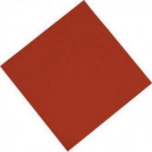 Serviette De Table En Papier Bordeaux 2 Plis 330 X 330 Mm - Lot De 1500 FourniResto - 1