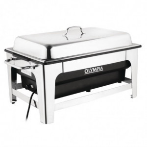Chafing Dish Electrique 13,5 L Olympia - 1