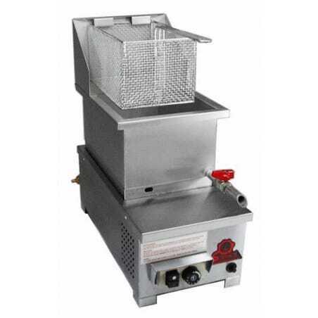Machine à Churros - 6 L Sofraca - 1