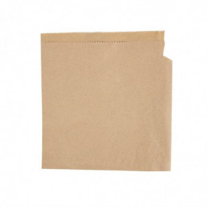Petit Sac En Papier Marron - Lot De 1000 Fiesta - 1