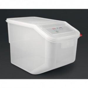 Boîte à Ingrédients Transparente - 50 L Araven - 1
