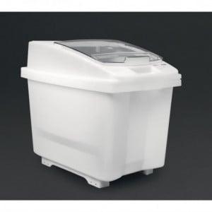 Boîte à Ingrédients Transparente - 100 L Araven - 1