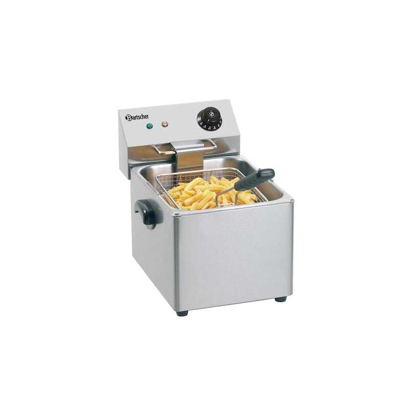 Friteuse Professionnelle SNACK III - 8 L