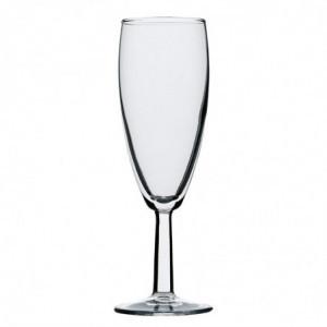 Flûtes À Champagne Saxon 160Ml - Lot De 48 Utopia - 1