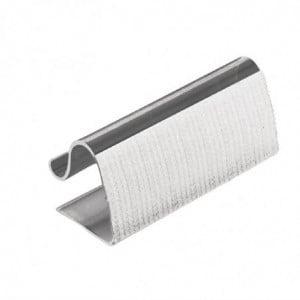 Clips Velcro Pour Juponnage 520Mm - Lot De 10 FourniResto - 1