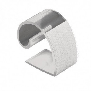 Clips Velcro Pour Juponnage 1030Mm - Lot De 10 FourniResto - 1