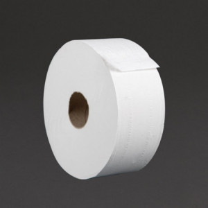 Rouleaux De Papier Toilette 2 Plis Jumbo - Lot De 6 Jantex - 1