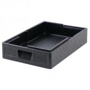 Boîte Thermo Future Thermobox Gn 1/1 Salto Noire 21L FourniResto - 1