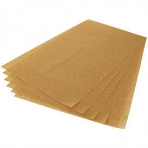 Papier Cuisson Pâtisserie Ecopap 600 X 400Mm Matfer - 1