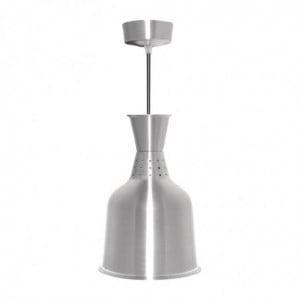Lampe Chauffante Finition Métal Brossé 250 W Buffalo - 1