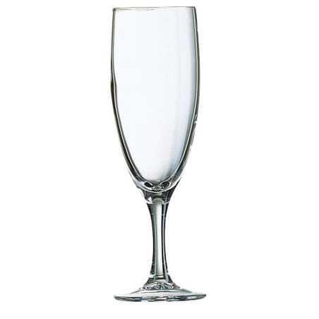 Flûte à Champagne Elegance 13 cl - Lot de 12 Arcoroc - 1