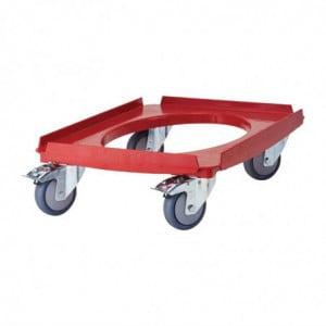 Socle Rouleur Pour Conteneurs Epp Format Gn Gobox Cambro - 1