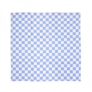Torchon De Cuisinier Bleu Vogue - 1