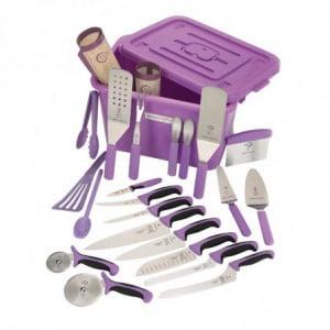 Kit Anti Allergènes Violet Mercer Culinary - 1