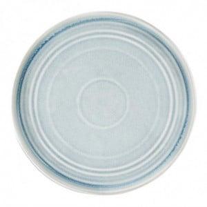 Assiette Plate Bleu Cristallin Cavolo - Ø270Mm Olympia - 1