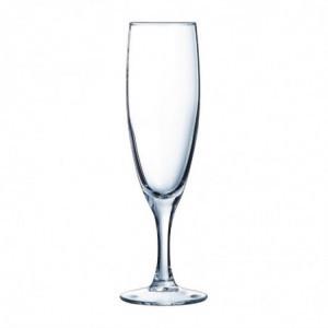 Flûtes À Champagne Elegance - 130Ml - Lot De 12 Arcoroc - 1