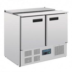 Saladette Réfrigérée Série G - 240L Polar - 1