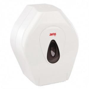 Distributeur De Papier Toilette Mini Jumbo Jantex - 1