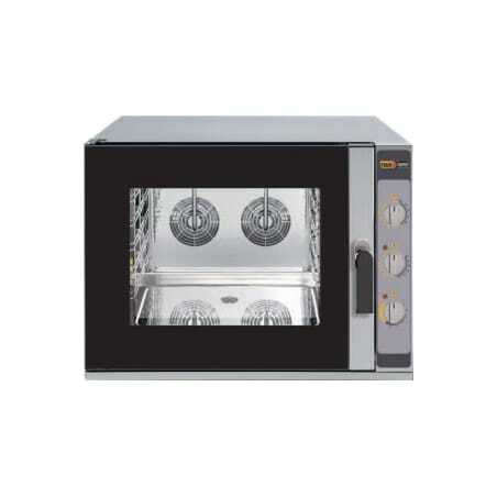Four Mixte Professionnel Baker Chef 4 x 600x400 Fourinox - 2