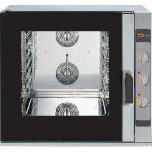 Four Mixte Pâtissier Professionnel Baker Chef 6 x 600x400 Fourinox - 2