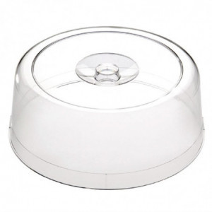 Couvercle Pour Plat À Gâteau En Plastique Pure APS - 1