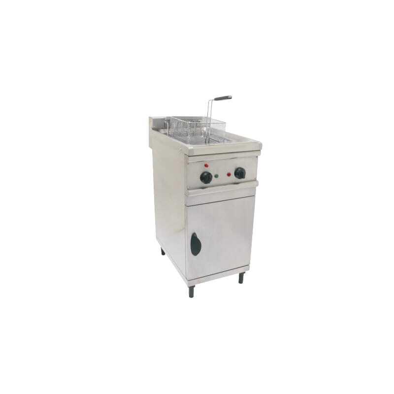 Friteuse Électrique sur Coffre - 16 L