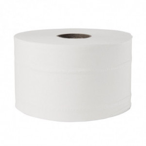Rouleaux De Papier Hygiénique Micro Double - Lot De 24 Jantex - 1