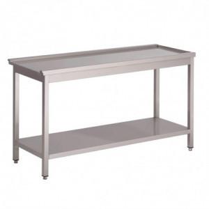 Table De Sortie 60Cm Pour Modèle À Capot Ht50 Gl896 Gastro M - 1