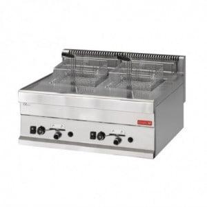 Friteuse Gaz 2X 8L - Prof 650 Gastro M - 1