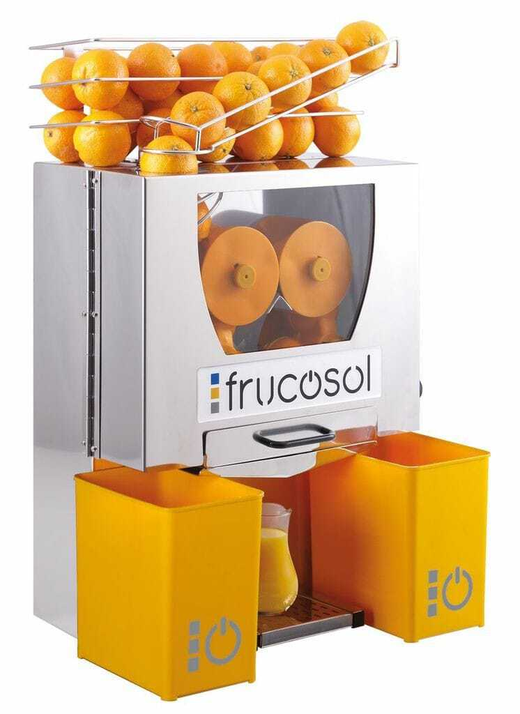 Presse agrumes professionnel frucosol for Presse orange professionnel