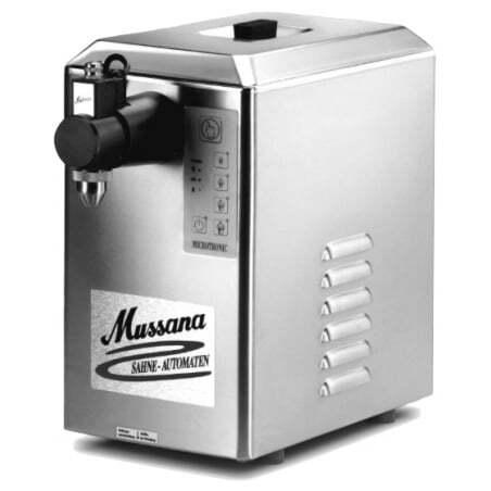 Machine à Chantilly MiniTronic - 2 Litres Mussana - 1