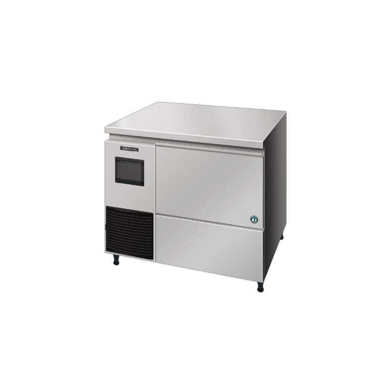 Machine à Glace Pilée - 150 Kg Grand Stock