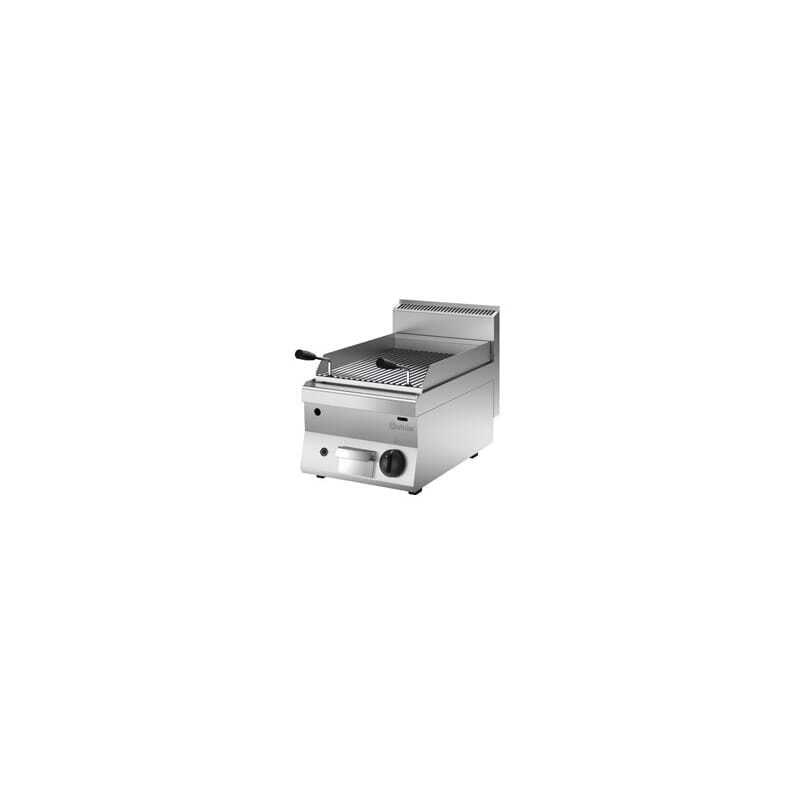 Grill Pierre de Lave - Série 650 Bartscher - 1