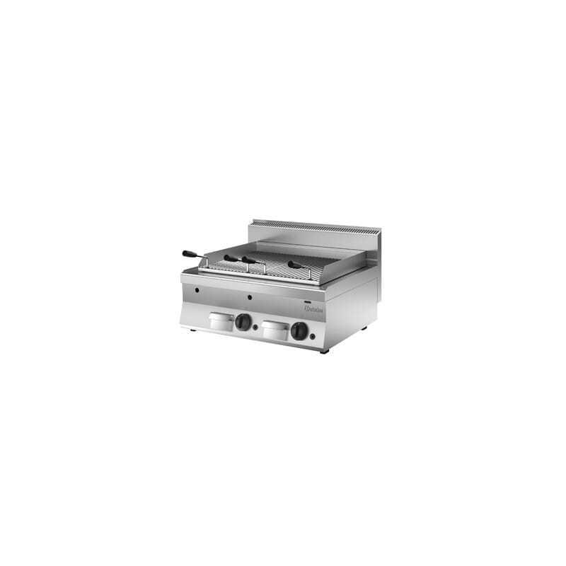 Grill Pierre de Lave Double - Série 650