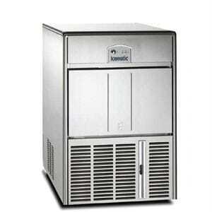 Machine à Glaçon E35 - 37 Kg Icematic - 1