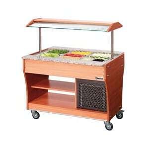 Buffet/Bar à Salades Réfrigéré Bartscher - 2