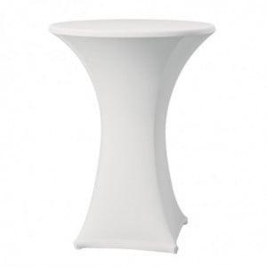 Housse De Table Samba Blanche FourniResto - 1