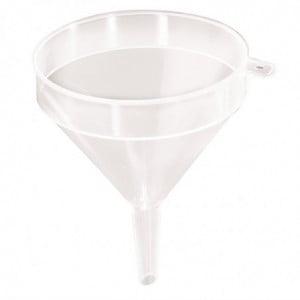 Entonnoir En Plastique 180Mm FourniResto - 1