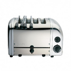 Toaster 4 Tranches Dualit - 1