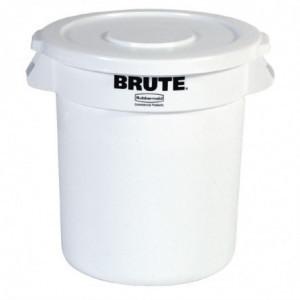 Collecteur Brute Blanc 121,1L Rubbermaid - 1