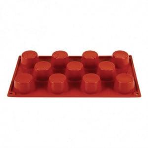 Moule 11 Mini-Muffins En Silicone Formaflex Pavoni - 1