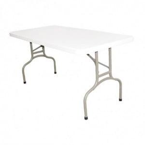 Table Rectangulaire Pliante - 1520Mm Bolero - 1